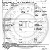 POXET-60® сертификат