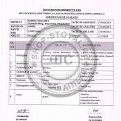 Super Vidalista® сертификат