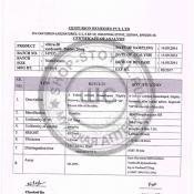 VILITRA® сертификат