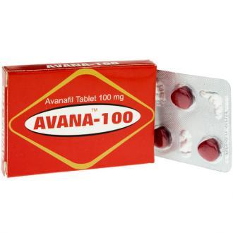 Заказать Дженерик Стендра AVANA-100® (аванафил 100 мг), купить, цена от 256 руб. за табл., отзывы, инструкция