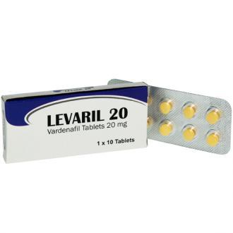 Заказать Дженерик Левитры LEVARIL 20 купить цена от 95р. за табл., отзывы, инструкция