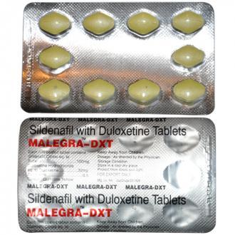 Заказать MALEGRA-DXT купить цена от 95 руб. за таблетку, отзывы покупателей, скидки, инструкция