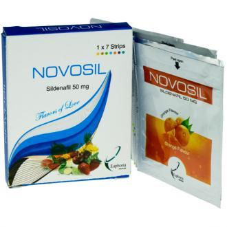 Купить Виагра в пластинках Novosil Strips, отзывы, инструкция, цена