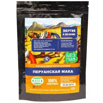 Перуанская Мака 100 грамм купить