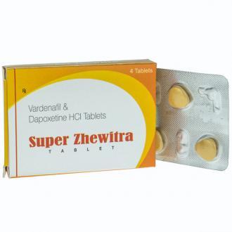 Заказать Super Zhewitra купить цена от 149 р. за таблетку, отзывы, инструкция