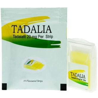 Купить Сиалис в пластинках Tadalia® Strips, отзывы, инструкция, цена